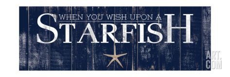Wish upon a Starfish
