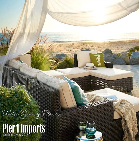 Beach Patio Decor