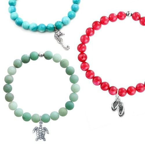 flip-flop-beach-seahorse-bead-bracelet