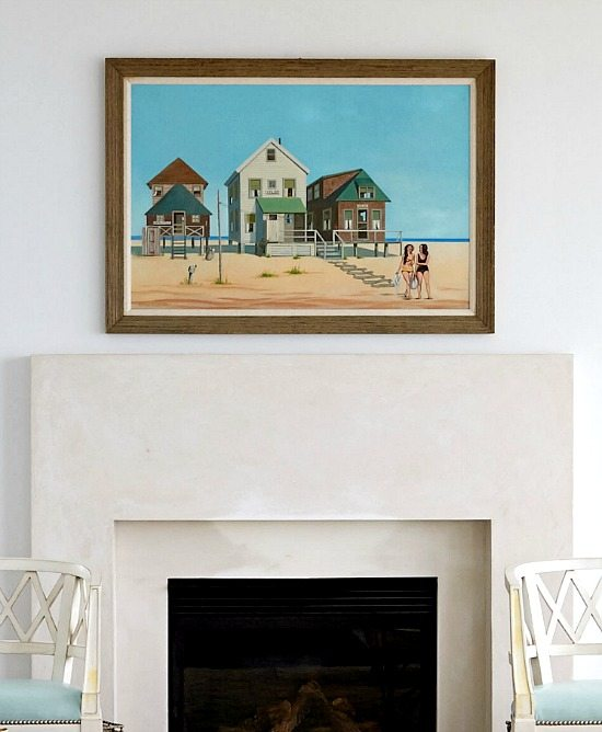 Beach Art Decorating Ideas