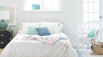 Breezy Beach Bedroom Ideas from One Kings Lane