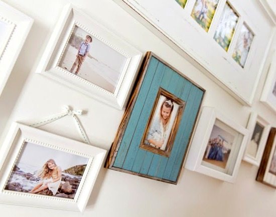 Beach Photo Gallery Wall