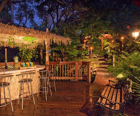 How To Create A Tropical Tiki Backyard Beach Bliss Living