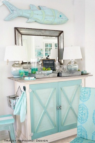 Tracey Rapisardi Beach Cottage Design