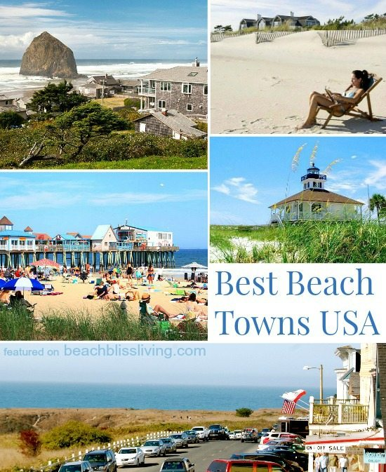 Best Small Beach Towns USA