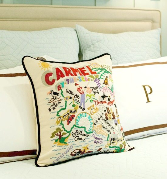 Carmel Pillow