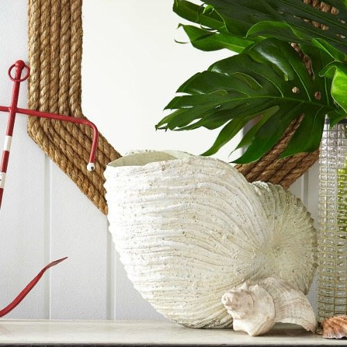 Coastal Beach Decor at Wisteria Memorial Sale