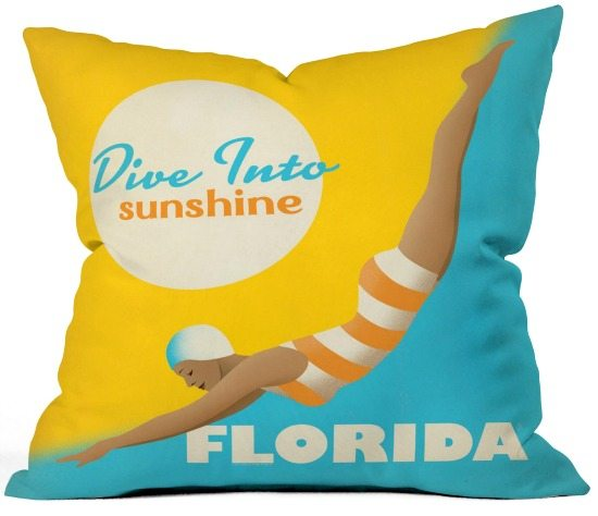 florida-sunshine-pillow