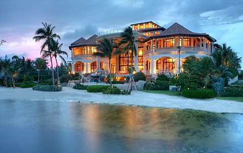 Most Expensive Caribbean Beach House