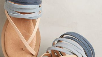 Stylish Sandals for Beach Dwellers
