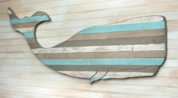 7 Unique Wall Decorations for your beach houses