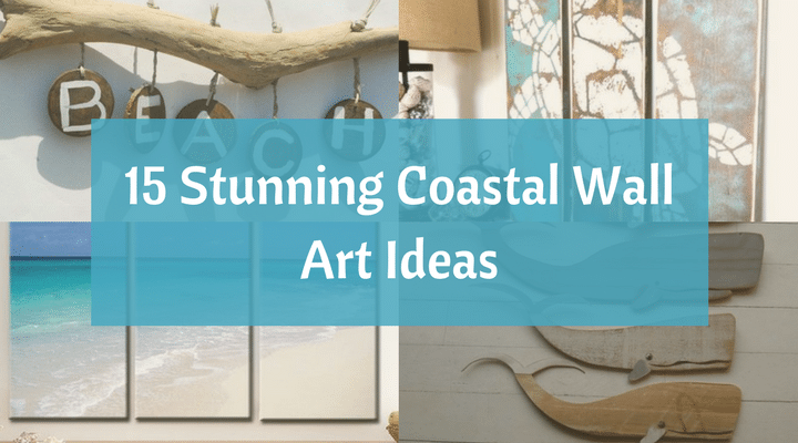 sc 1 st  Beach Bliss Living & 15 Stunning Coastal Wall Art Ideas - Beach Bliss Living