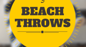 10 Beach Inspired Throws