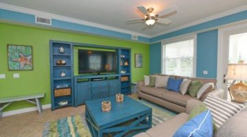 Decorating with Colour ~ Video Home Tour!