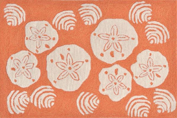 Royal Palace Sand Dollar Rug
