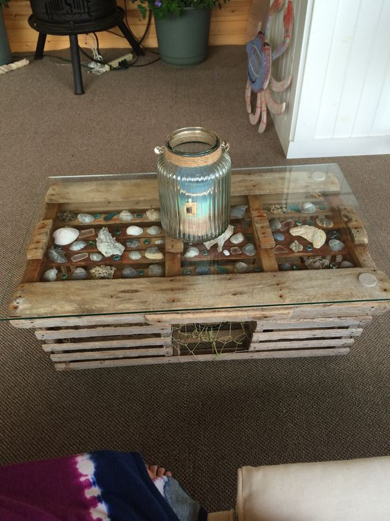 10 Decorative Lobster Trap Ideas for your Beach House Beach