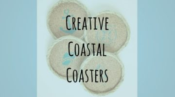 Creative Coastal Coasters for Your Beach House