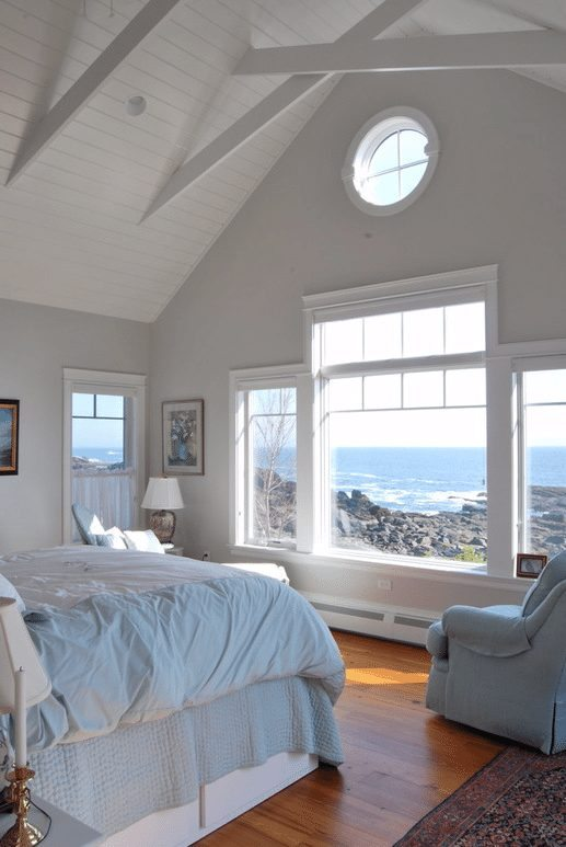 A Quiet Cottage On A Craggy Coast Beach Bliss Living