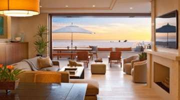 Newport Beach Balinese Retreat