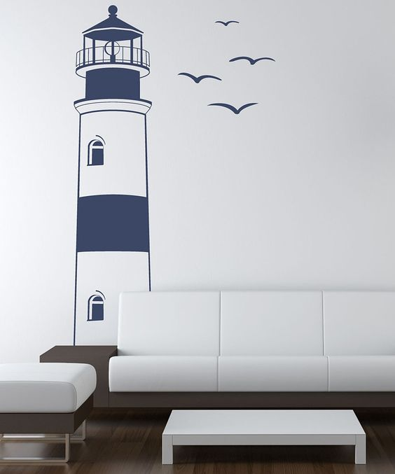 Unique Ways To Use Lighthouses For Decor Beach Bliss Living