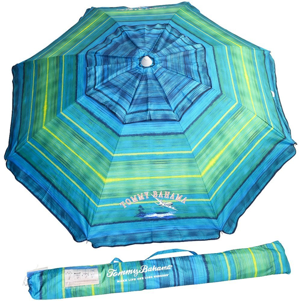 Tommy Bahama 2016 Sand Anchor 7 feet Beach Umbrella