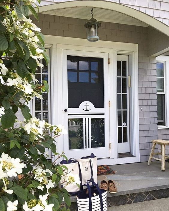 anchor storm door