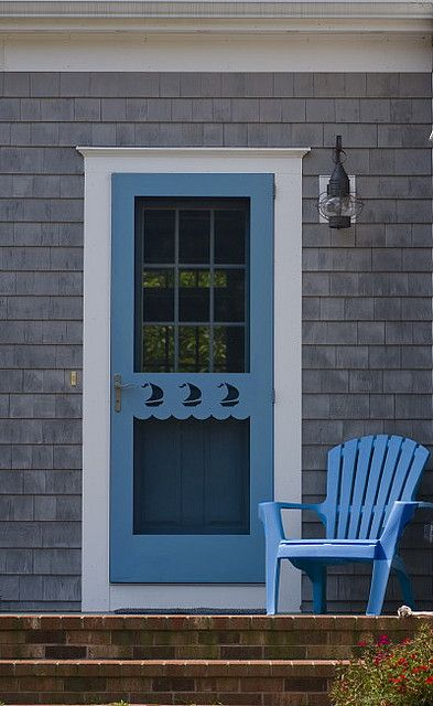13 Front Doors That Will Make Your Beach House Stand Out