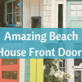 awesome doors for beach houses