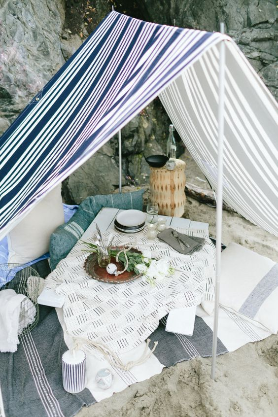 19 Fabulous Beach Picnic Ideas Beach Bliss Living