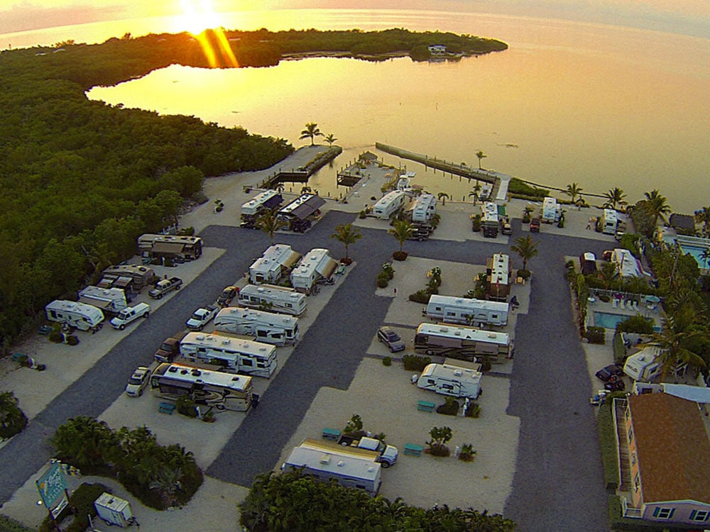 The Best RV Parks on the Beach - Beach Bliss Living