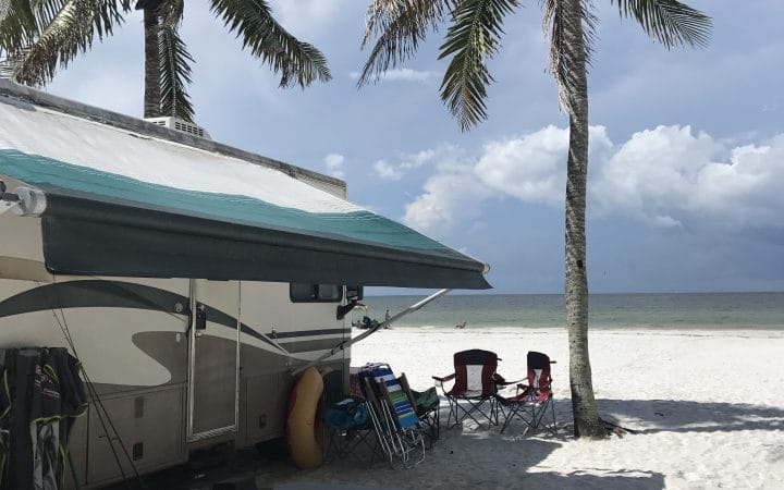 The Best Rv Parks On The Beach Beach Bliss Living