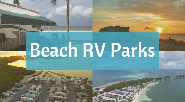 Going To The Beach With Your RV Is One Of The Best Destinations Possible! U2013  RVExpertise.com Camping And Traveling From Place To Place Is An Traditional  ...